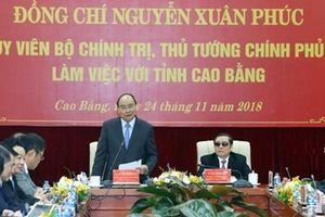 Mở ra một hướng mới về phát triển của tỉnh Cao Bằng