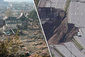 Mật độ xương giảm ở các nạn nhân động đất-sóng thần Nhật Bản