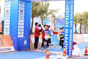 1.700 VĐV tham dự giải Marathon bên bờ di sản Vịnh Hạ Long
