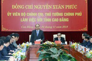 Dự án cao tốc Đồng Đăng - Trà Lĩnh sẽ mở ra hướng mới về phát triển của tỉnh Cao Bằng
