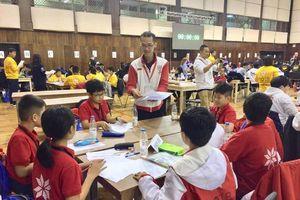 Kết quả xuất sắc của 36 học sinh Hà Nội thi Vô địch các đội tuyển toán thế giới WMTC 2018