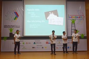 20 ứng dụng công nghệ trình diễn tại ngày hội kết nối lập trình viên khu vực Miền Trung