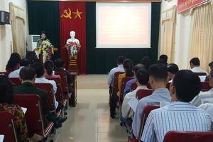Bắc Hà (Lào Cai): Vào đợt thi đua đặc biệt chào mừng Đại hội