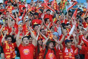 Ngày 28-11, mở bán trực tuyến vé bán kết AFF Cup