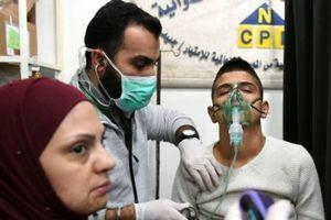 Tấn công hóa học tại Syria, 100 người nhập viện