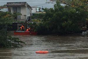 Ninh Thuận thiệt hại năng do mưa lũ