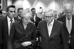 EU thông qua dự thảo Brexit với Anh