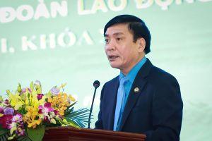 Ủy viên TƯ Đảng, Chủ tịch Tổng LĐLĐVN Bùi Văn Cường: Tập trung thảo luận những vấn đề lớn, trọng tâm của Ban Chấp hành