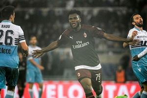 AC Milan rơi điểm đáng tiếc phút bù giờ trước Lazio