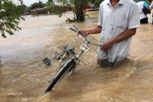 Ninh Thuận: Hơn 7 năm mới xuất hiện lại cơn lũ lớn
