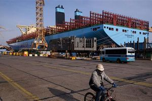 EU sẽ cùng Nhật Bản kiện ngành đóng tàu Hàn Quốc