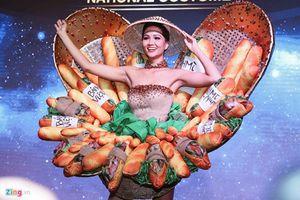 Ngắm những trang phục dân tộc gây ấn tượng của các hoa hậu Việt