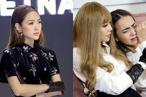 The Face 2018 tập 8: Minh Hằng loại team Thanh Hằng, Võ Hoàng Yến chờ xem 'cãi nhau'