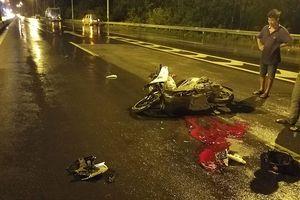 Liên tiếp xảy ra tai nạn gần điểm giao quốc lộ - cao tốc Long Thành - Dầu Giây