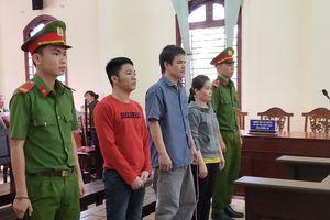 Cặp 'vợ chồng' thuê nhà bán ma túy bị tuyên phạt 34 năm tù