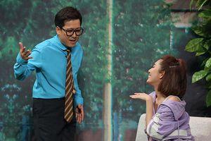 Mặc Nhã Phương, Trường Giang 'tỏ tình' với Thúy Ngân trên sóng truyền hình
