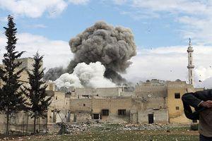 Syria bị đánh úp bằng vũ khí độc, Nga trút đòn thù giận dữ