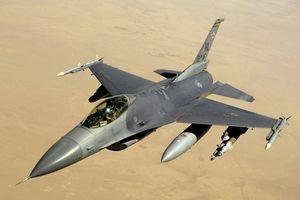 F-16 tiếp tục 'ra oai diễu võ' trong Không lực Mỹ