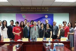 GS Vũ Dũng được bầu làm Chủ tịch Hội Tâm lý học xã hội VN