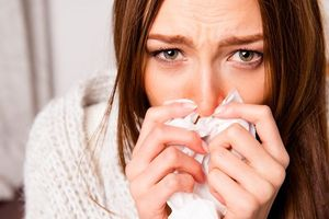 Giật mình tác nhân gây viêm mũi dị ứng