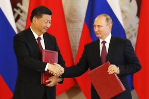 Nga 'ngư ông đắc lợi' trong cuộc chiến thương mại Mỹ - Trung