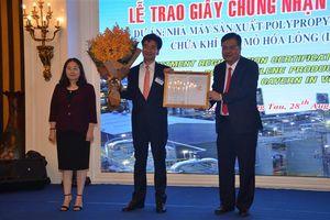 Bà Rịa- Vũng Tàu: Thu hút nhiều dự án đầu tư lớn
