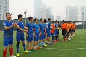 Đại hội thành lập Bóng đá Doanh nhân Thanh Hóa BIZ 36