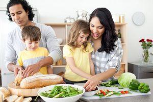13 thắc mắc thú vị liên quan đến 'bữa ăn gia đình'