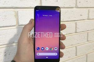 Google Pixel 3 Lite lộ diện, bị cắt 1 loa và 1 camera selfie