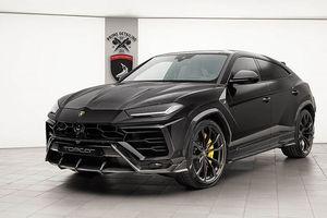 Siêu SUV 'Cá Tầm Đen' Lamborghini Urus độ từ TopCar Design