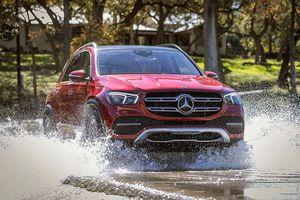 Vẻ đẹp của Mercedes-Benz GLE 2019 thế hệ mới ngoài thực địa