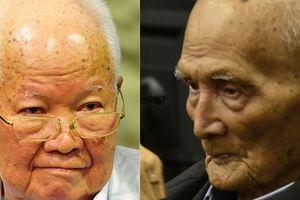 Khmer Đỏ với tội ác diệt chủng