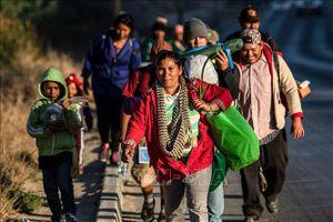 E ngại làn sóng di cư trái phép, Mỹ đóng một cửa khẩu với Mexico