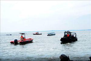 Tiếp tục tìm kiếm nạn nhân thiệt mạng trong vụ đắm tàu tại hồ Victoria, Uganda