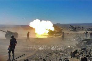 IS tấn công đẫm máu nhằm vào liên quân Mỹ tại miền Đông Syria