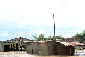Ninh Thuận: Lũ lụt gây thiệt hại hàng trăm tỷ đồng