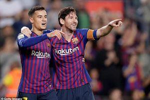Mức lương trung bình của Barcelona cao nhất lịch sử thể thao thế giới