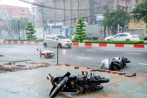 Bão số 9 gây thiệt hại nặng cho các địa phương