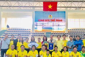 Đội thể thao cơ quan Thanh tra Chính phủ đạt thành tích cao