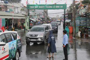Phà Cát Lái, Bình Khánh đã hoạt động trở lại sau bão số 9