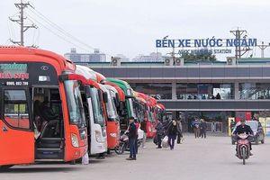 Quy hoạch bến xe khách ở Hà Nội: Không nên đưa hết ra ngoại thành