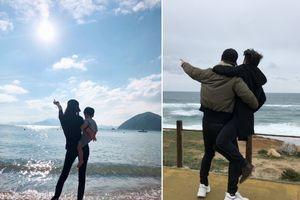 Động thái mới của Huỳnh Hiểu Minh đập tan tin đồn ly hôn với Angela Baby