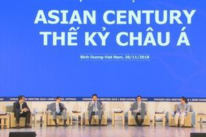 Phiên toàn thể Horasis 2018: ASEAN và các Nhóm khu vực châu Á mới nổi
