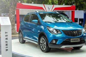 VinFast công bố thông số xe Fadil với nhiều trang bị đắt tiền