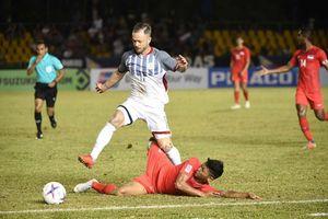 Việt Nam đối đầu với Philippines hay nhất lịch sử AFF Cup