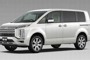 Mitsubishi Delica 2019 - 'đàn anh' Xpander trình làng