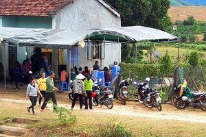 Chạy sang nhà hàng xóm cầu cứu vẫn bị chồng dùng gạch đánh tử vong