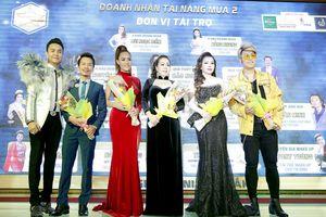 Hàng trăm sao Việt khởi động cùng cuộc thi Doanh nhân tài năng