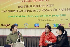 Khỏa lấp khoảng trống hiểu biết chính sách an sinh của lao động di cư