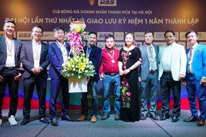 CLB Bóng đá Doanh nhân Thanh Hóa tròn 1 năm hoạt động